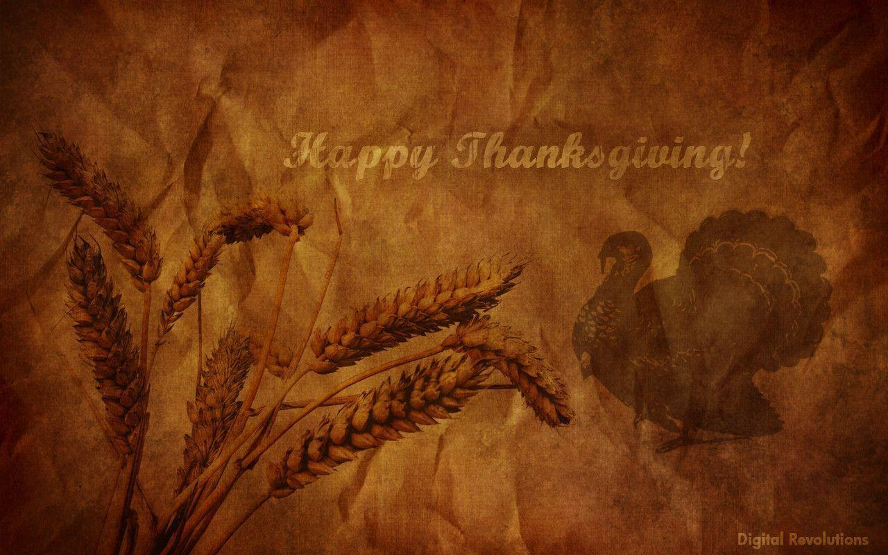 25 Free Thanksgiving Day Wallpapers
