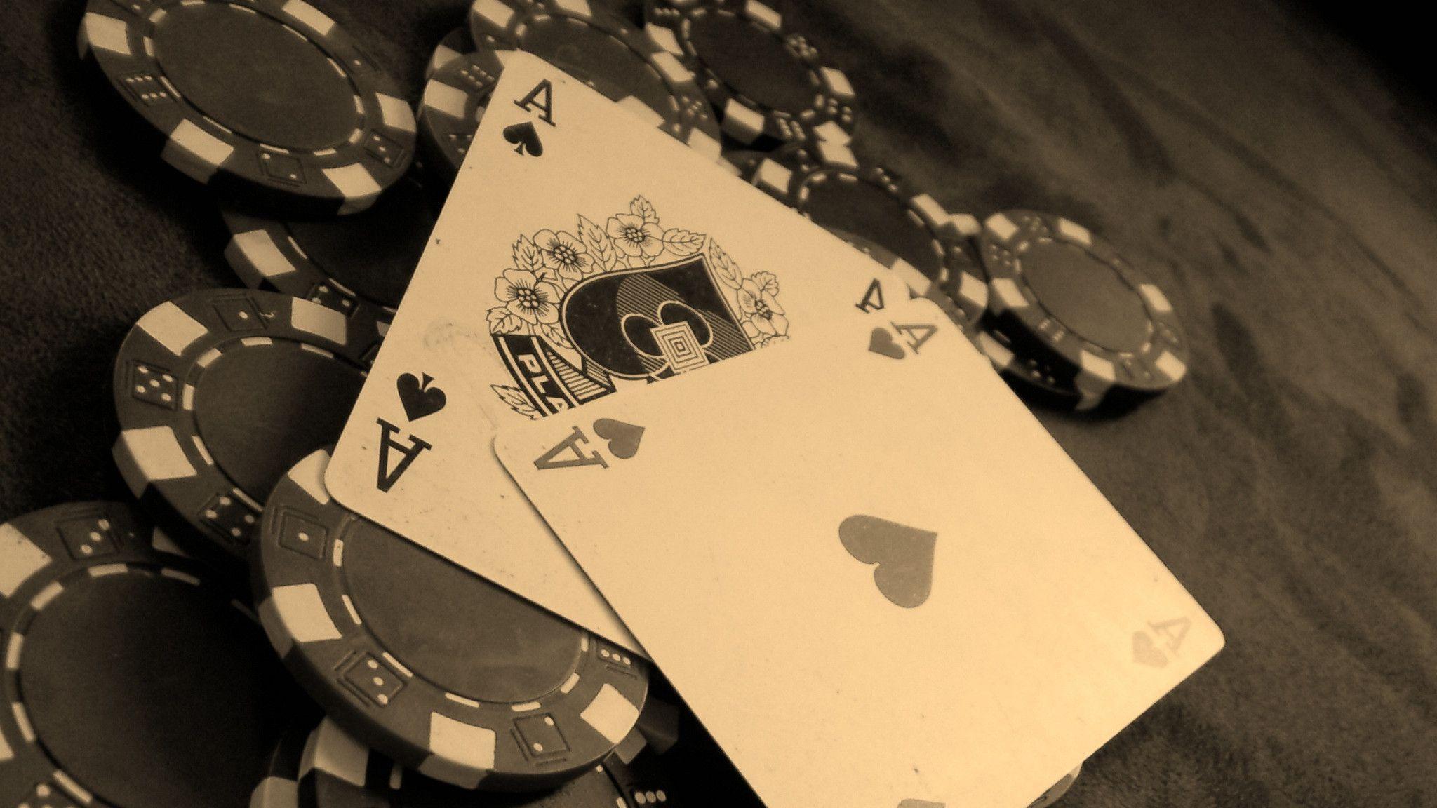 Cool poker wallpaper