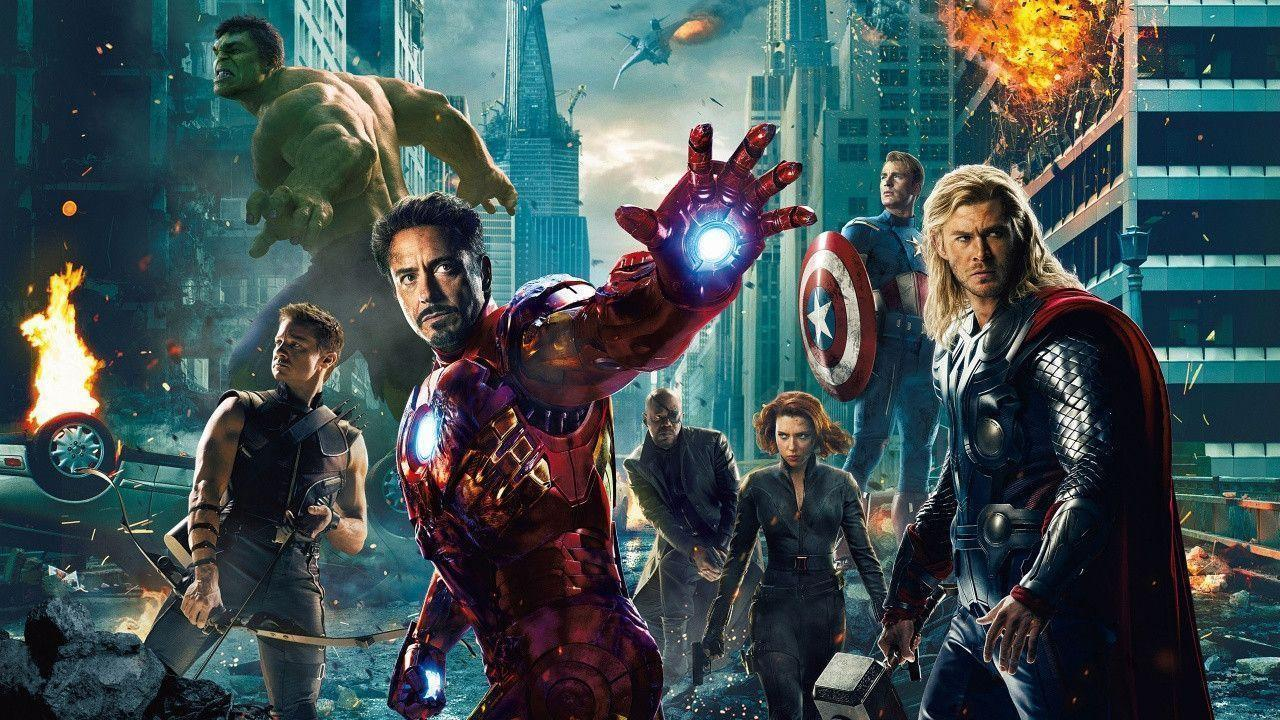 Well Designed The Avengers Movie Hd Wallpapers 1280x720PX ~ Hd