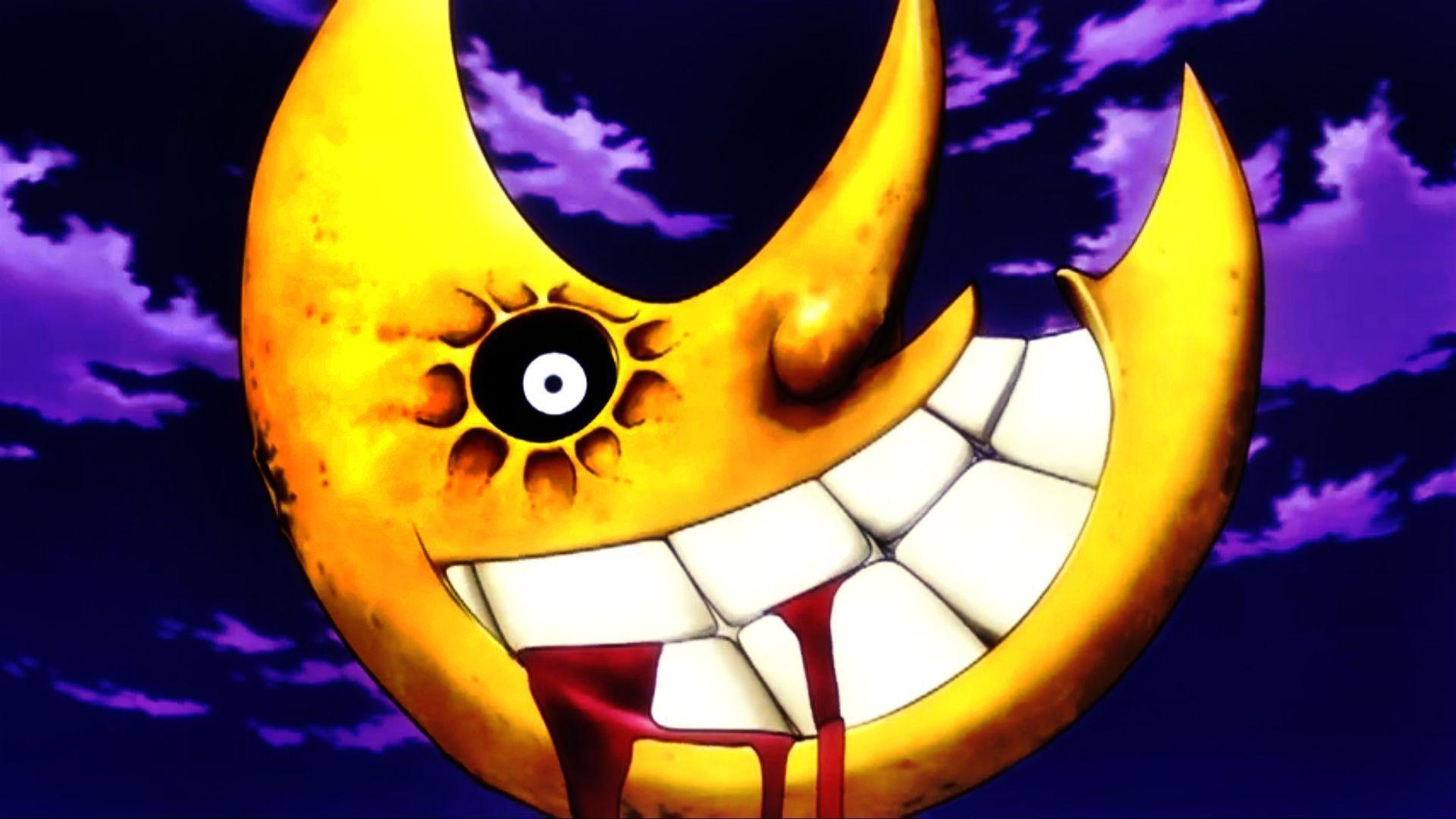 soul eater moon iphone -#main