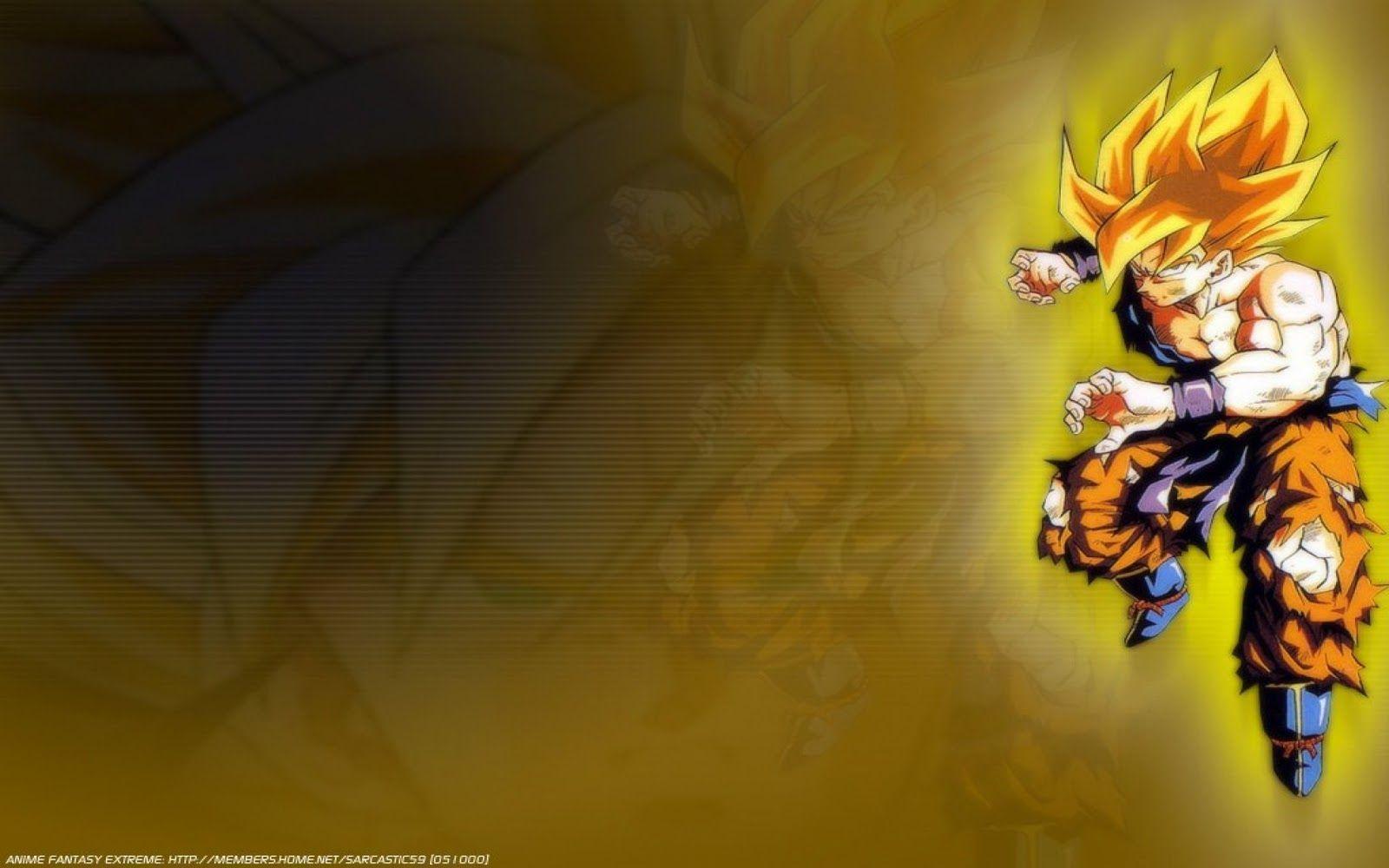Goku Wallpaper - Viewing Gallery