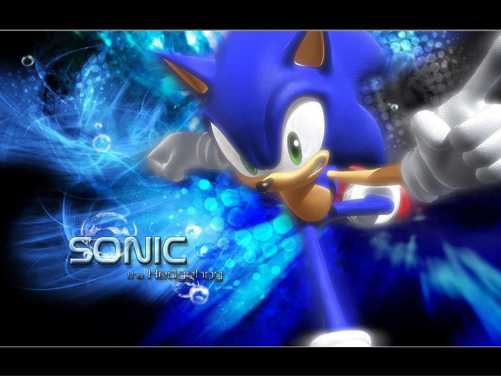 cool sonic wallpapers