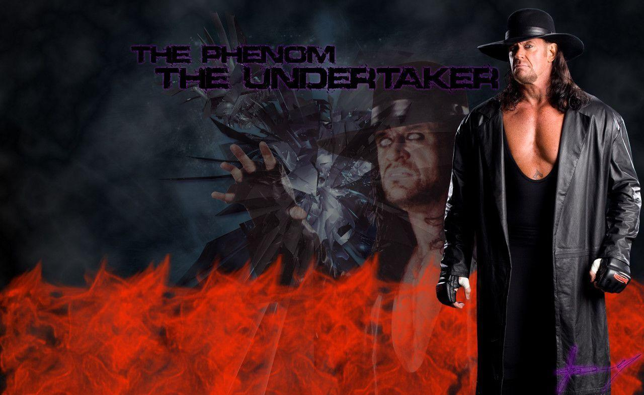 Phone Wallpapers: Undertaker Wallpapers