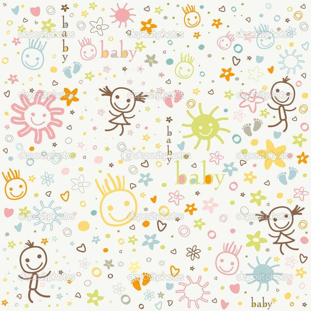 Baby backgrounds image wallpaper cave - Baby background ...