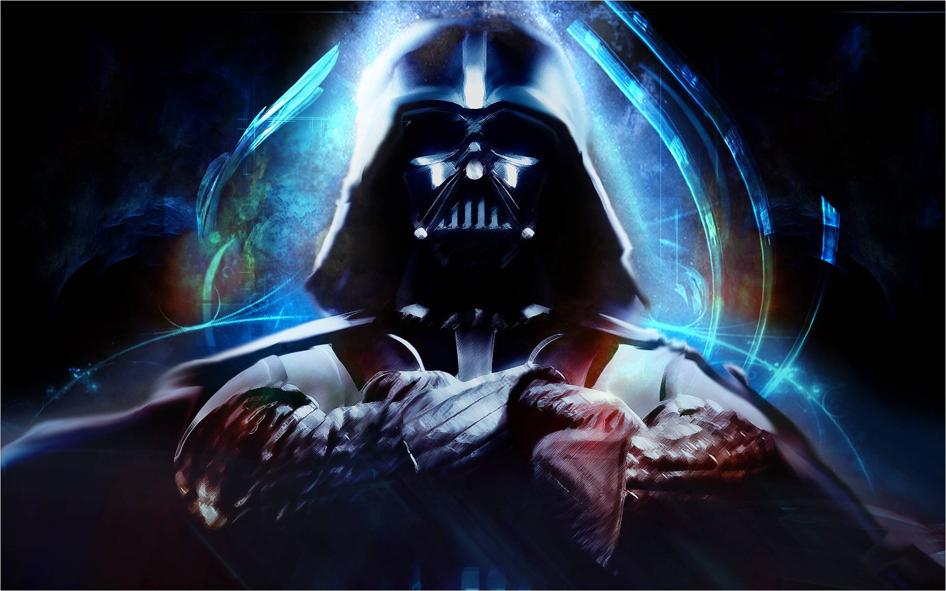 Star war HD wallpaper for download