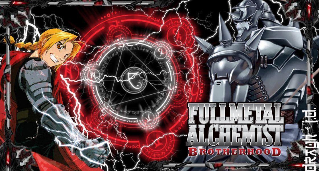 fullmetal alchemist brotherhood wallpapers - photo #18