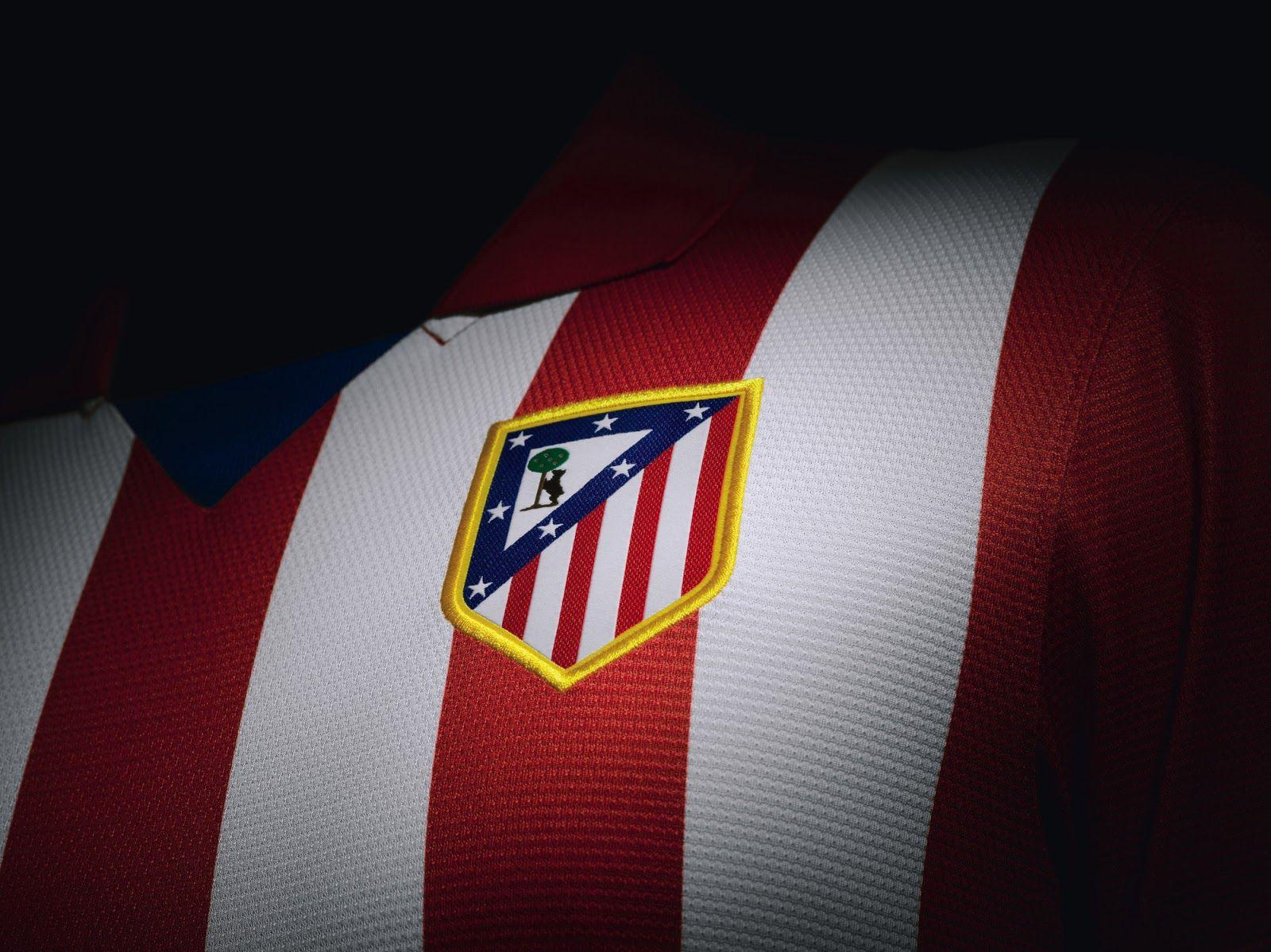 Atletico Madrid Jersey Wallpaper Picture 63 #1214 Wallpaper | Cool ...