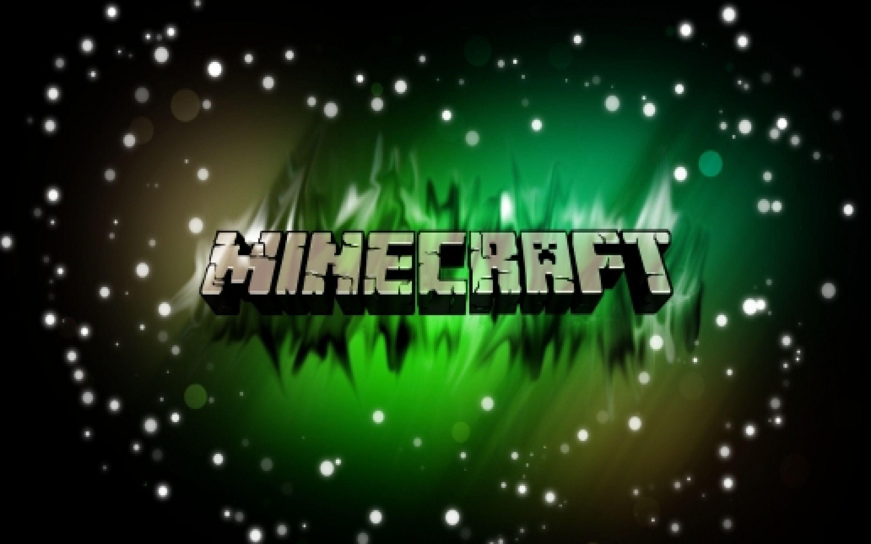 wallpaper hd minecraft green - photo #15