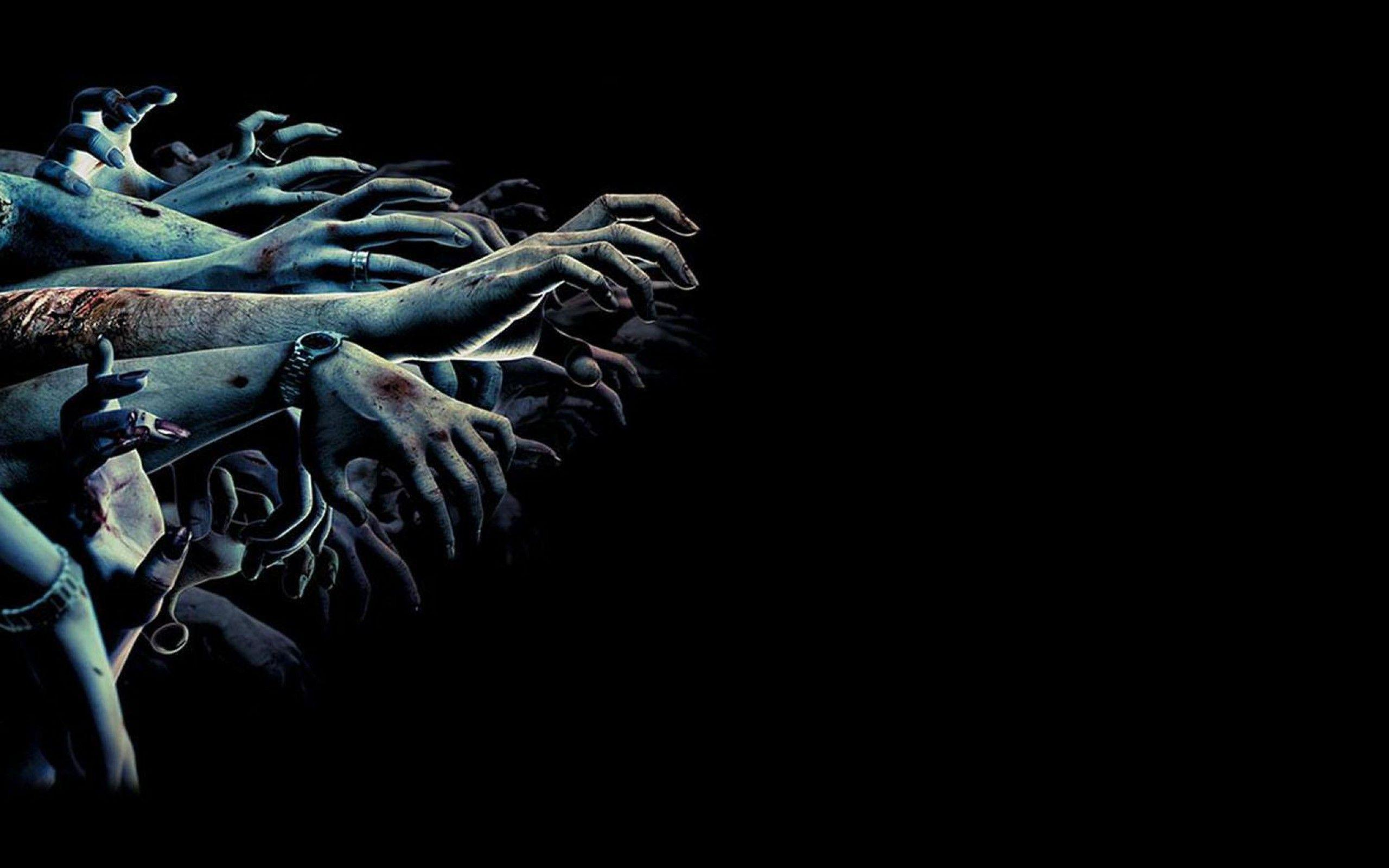 Scary Zombie Wallpapers  Wallpaper Cave