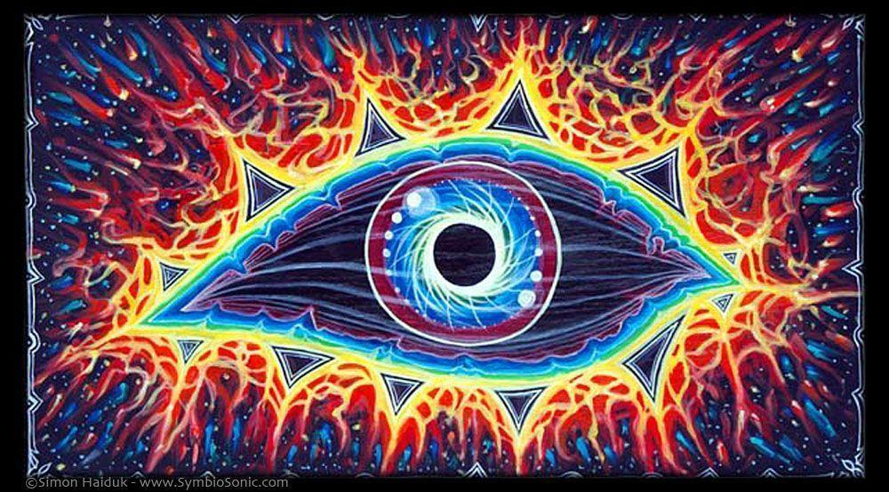 Really Trippy Art Http Andreiverner Com Inspiration Psychedelic Art