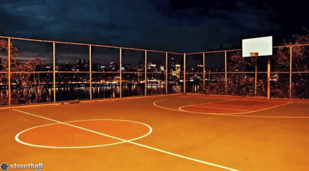 Basketball court wallpapers