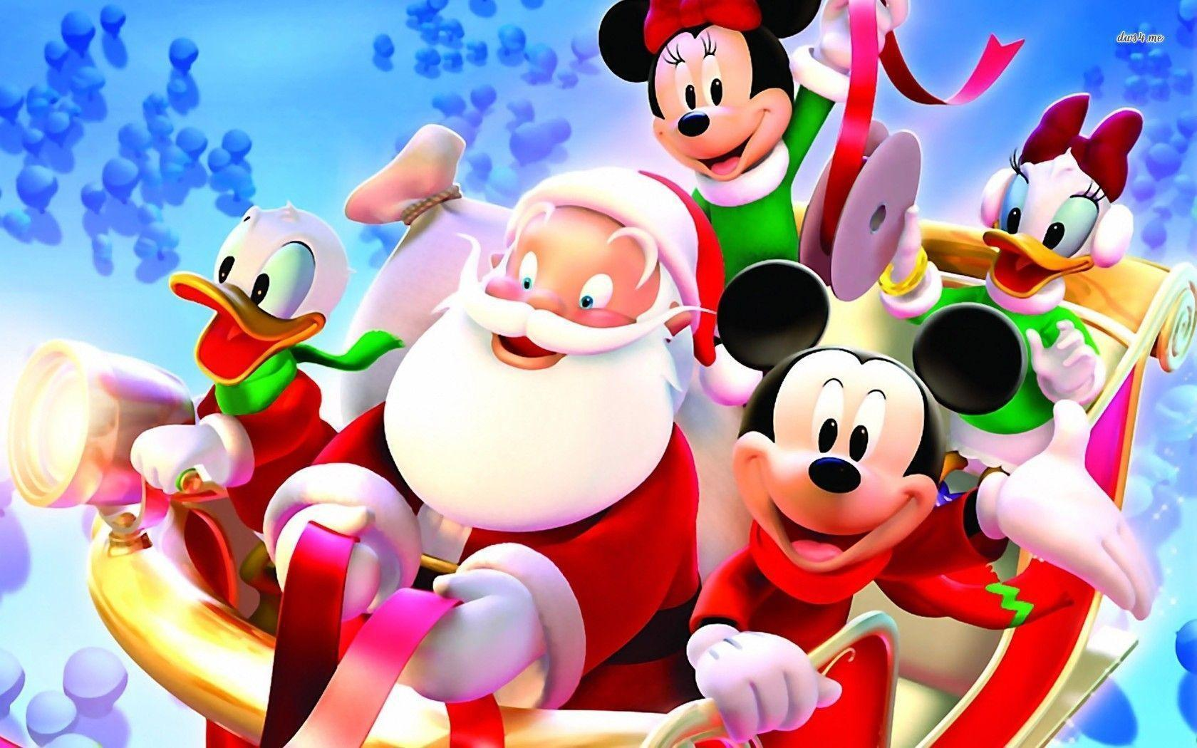Disney Christmas Wallpapers