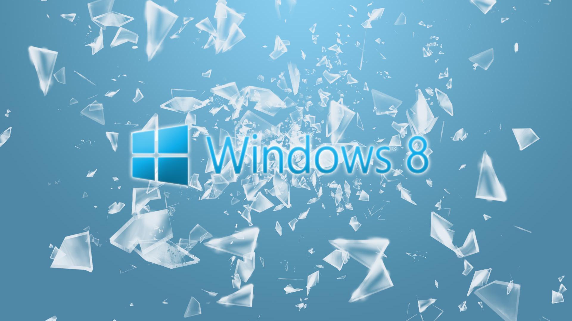 Windows 8 Wallpapers Release: Windows 8 3D Wallpapers