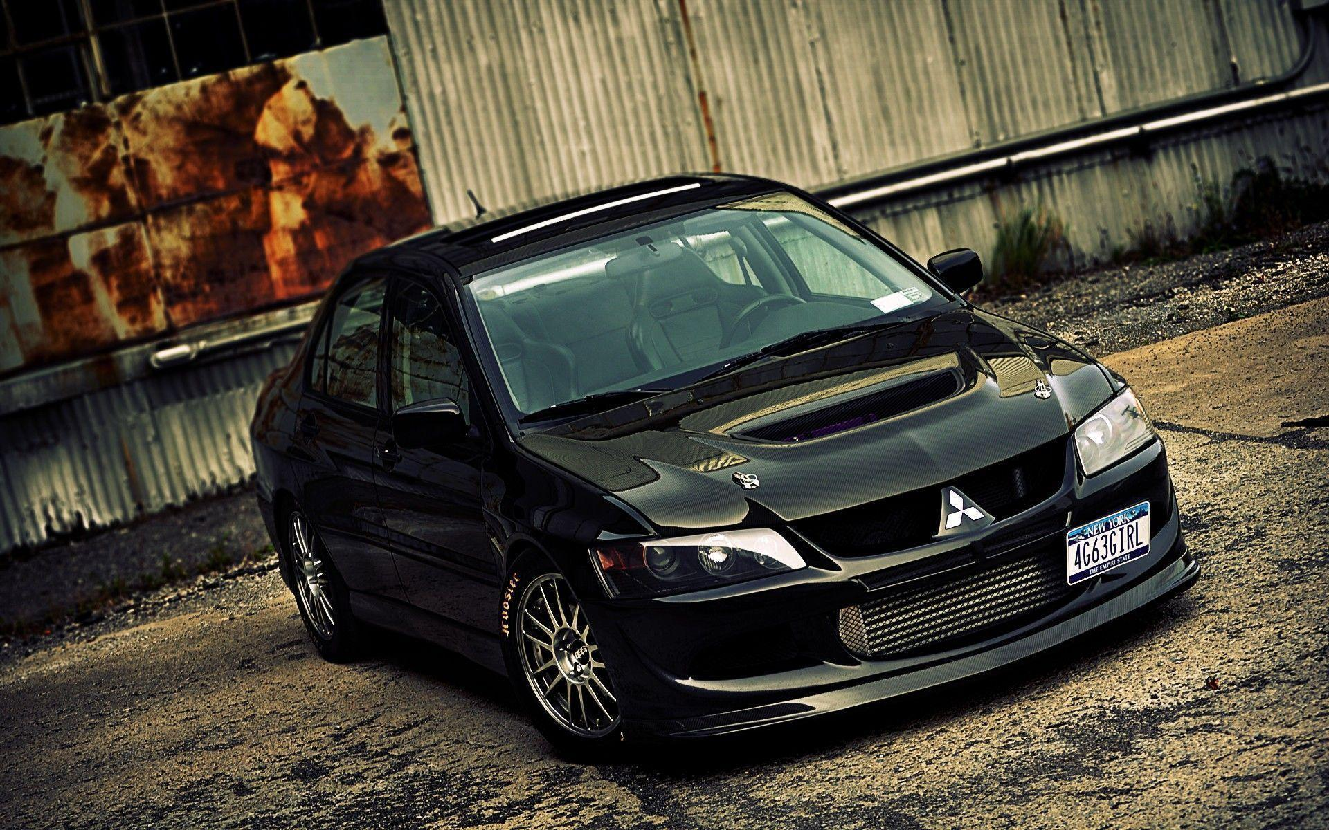 Free Mitsubishi Lancer Evolution VIII desktop wallpaper 19201200