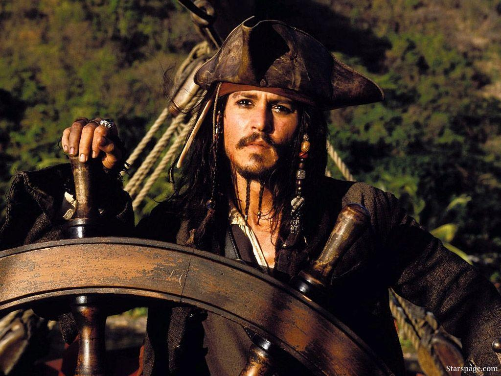 Captain Jack Sparrow Wallpapers