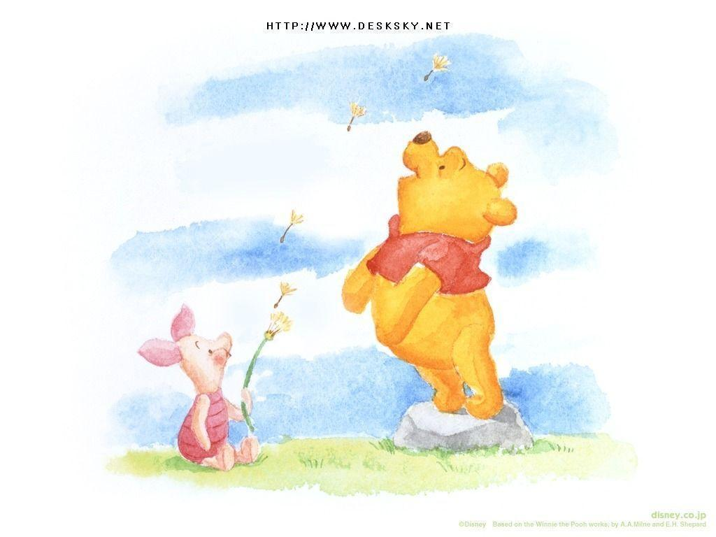 Winnie The Pooh Backgrounds - Wallpaper