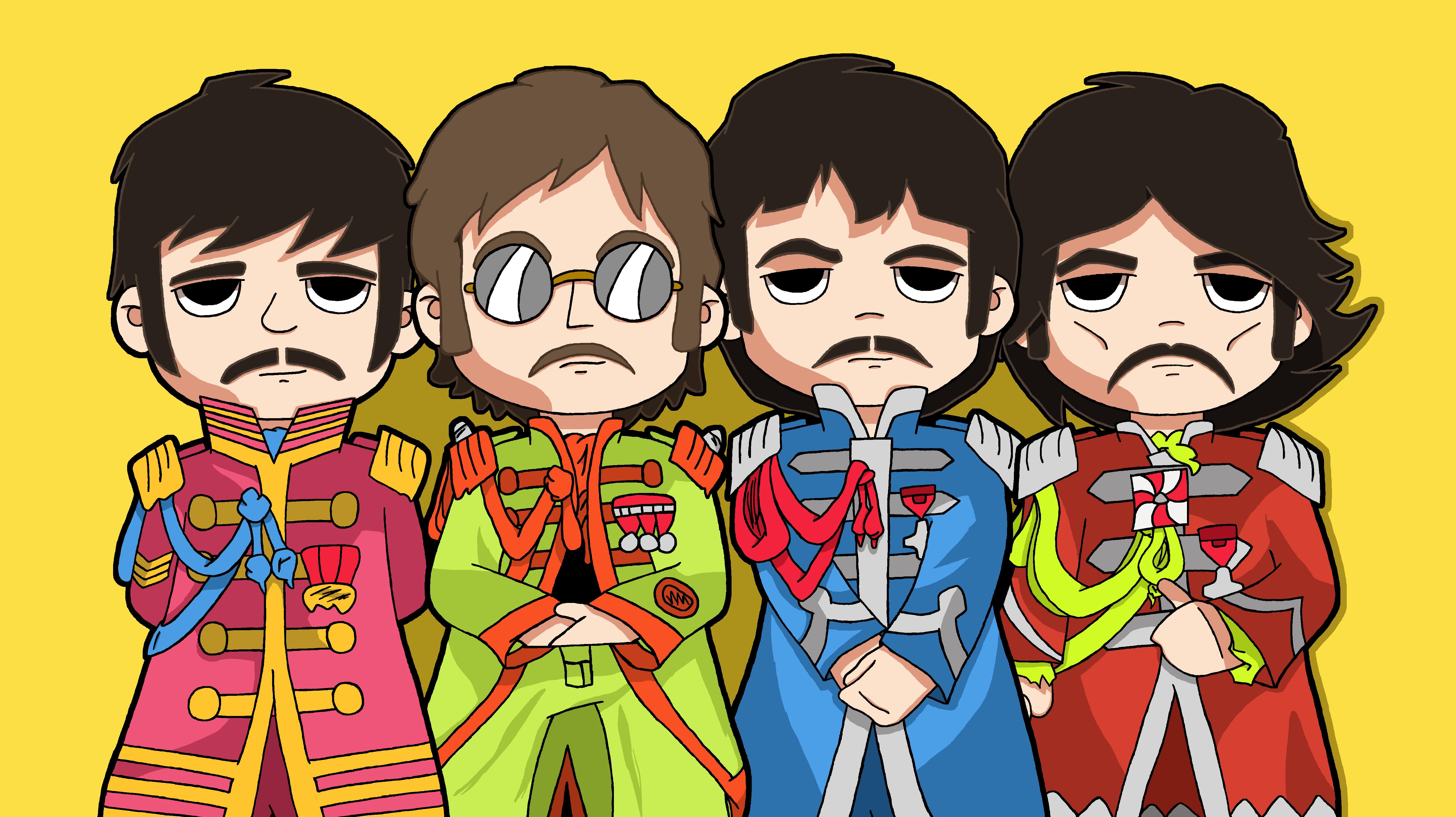 Sgt Pepper Wallpapers - Wallpaper Cave
