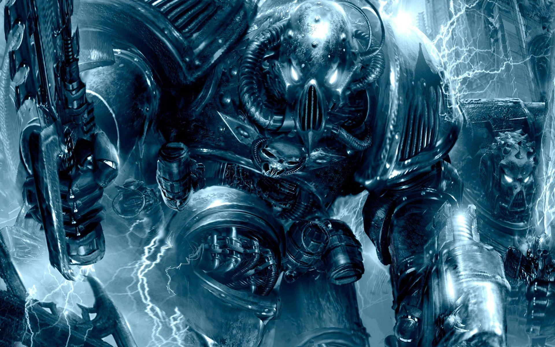 Warhammer 40k Wallpapers - Wallpaper Cave