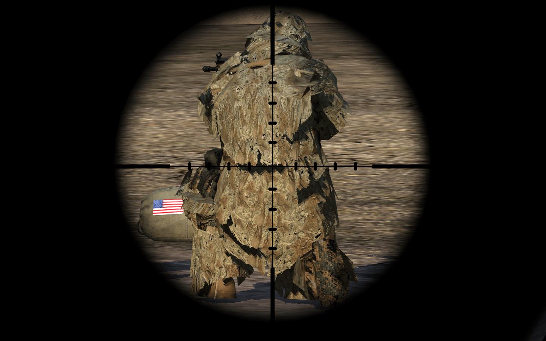 Ghillie Suit image - Combat Mod Mod for Battlefield 2 - Mod DB