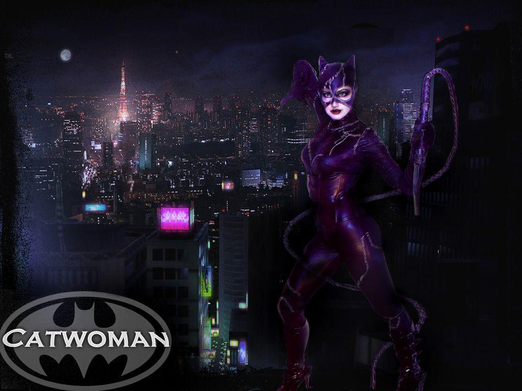 Catwoman Wallpapers by Quotidia