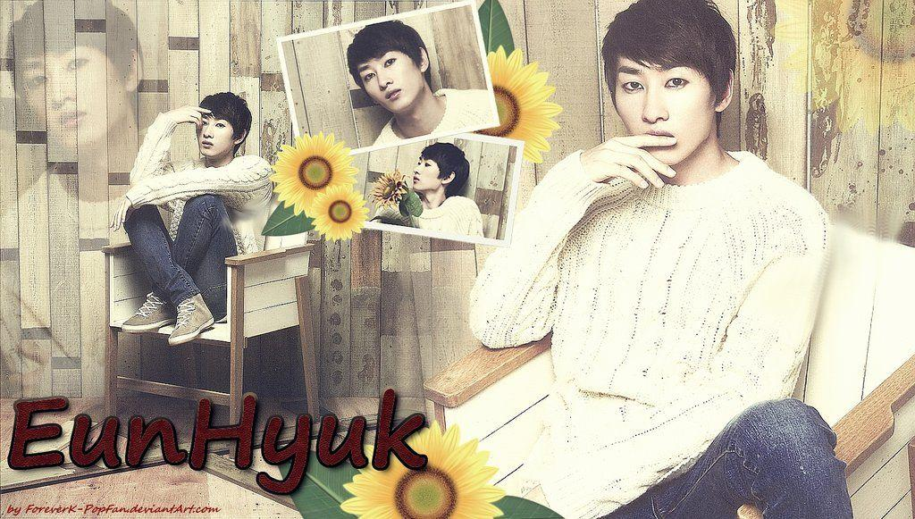 DeviantArt: More Like Super junior Eunhyuk wallpaper by mandana21