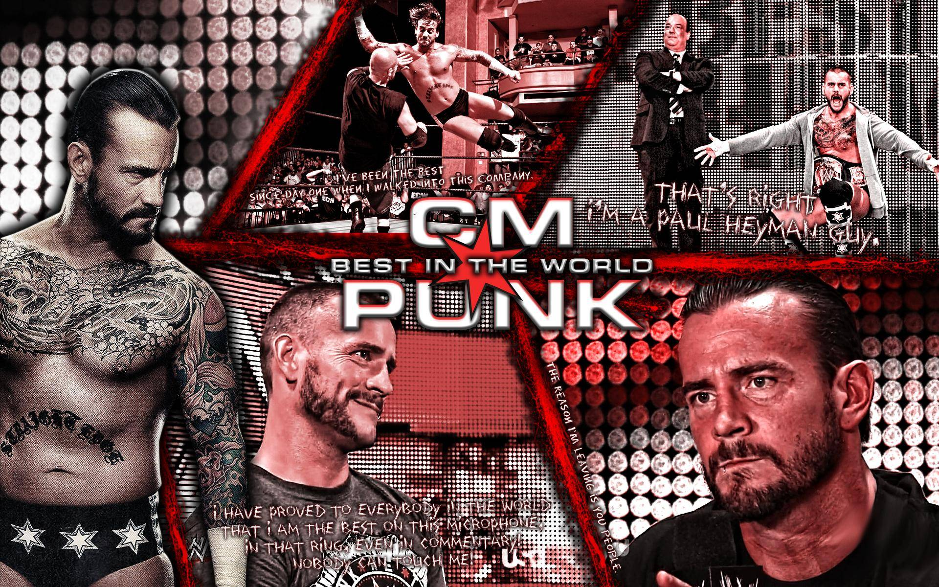 CM Punk Wallpapers - Wallpaper Cave