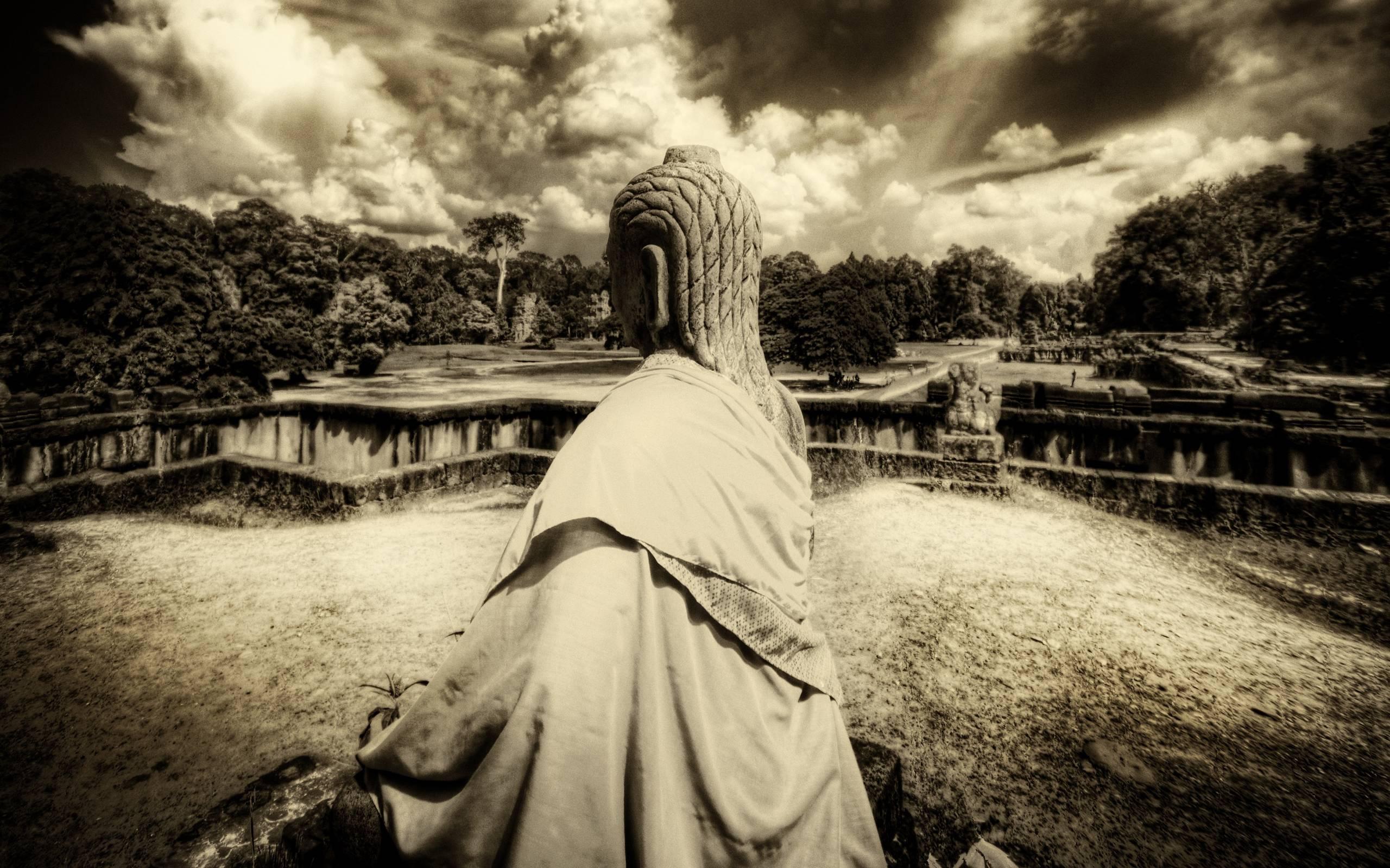 Pics For > Buddhist Monk Meditating Wallpaper
