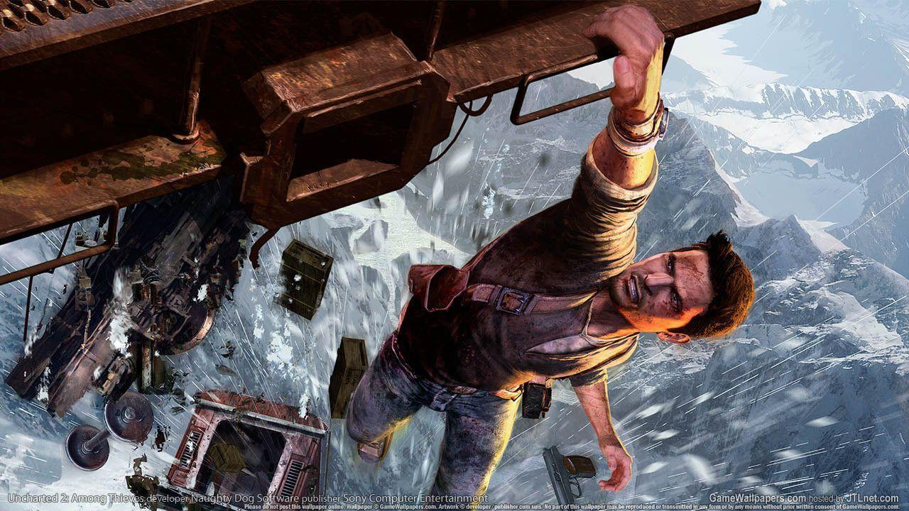 Uncharted 2 Among Thieves - Uncharted Wallpaper (9120325) - Fanpop ...