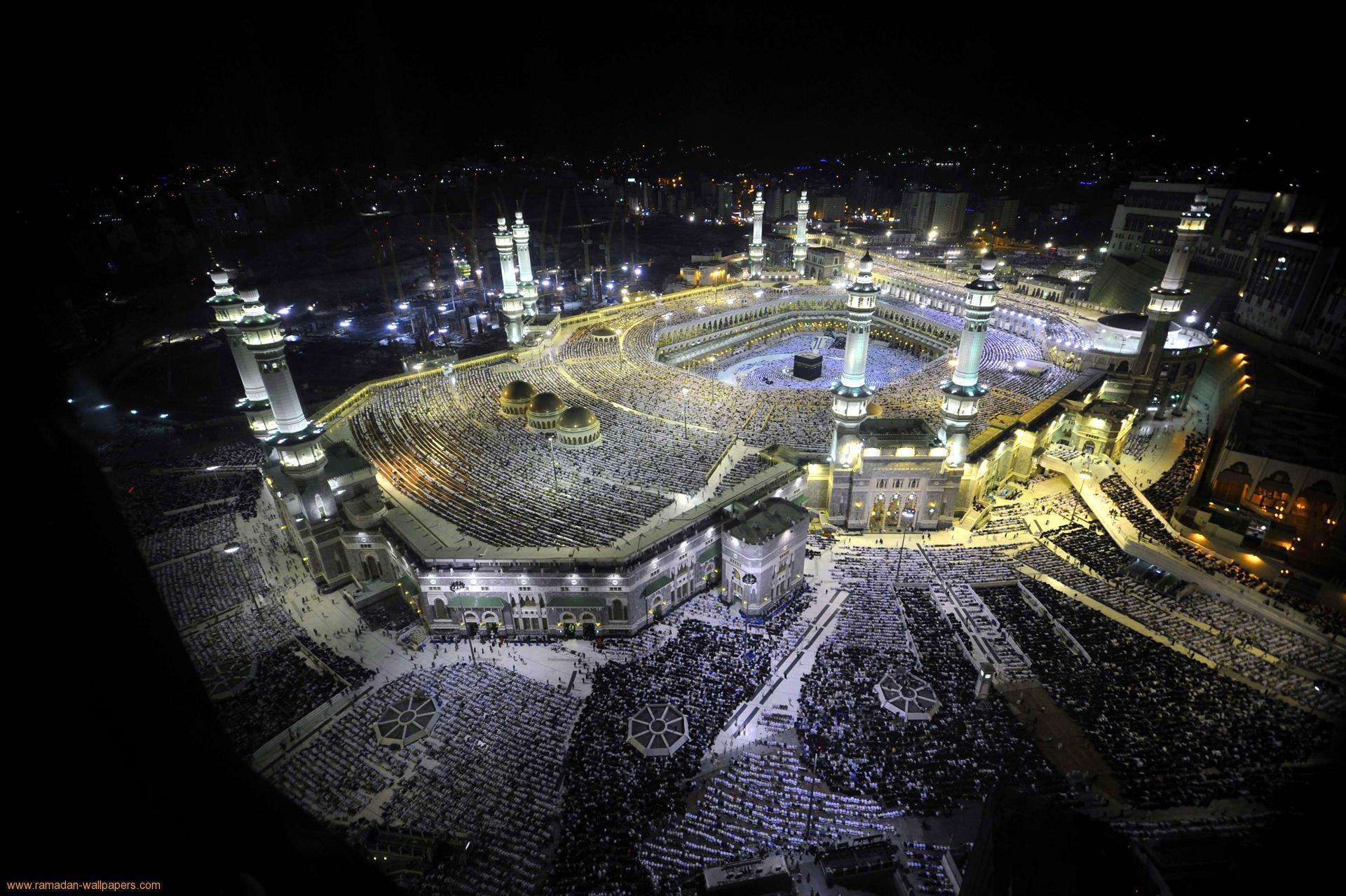 Mecca - City
