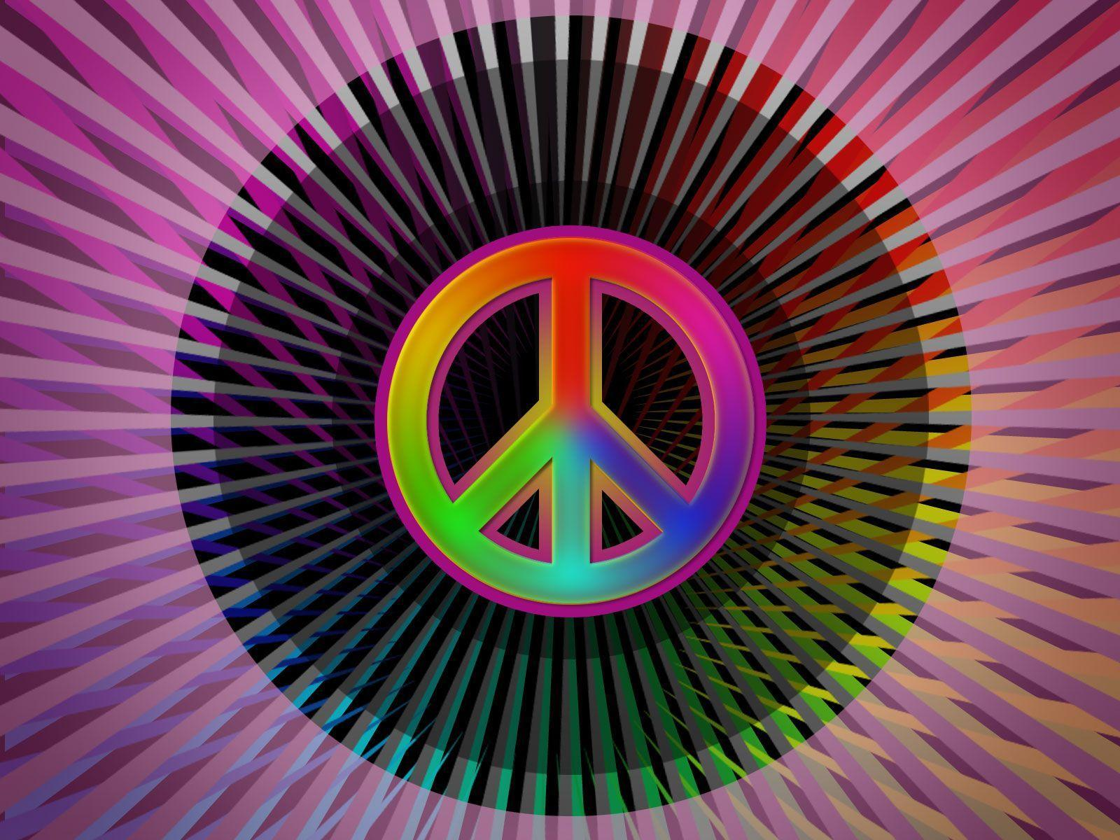 peace sign backgrounds for desktop wallpaper cave