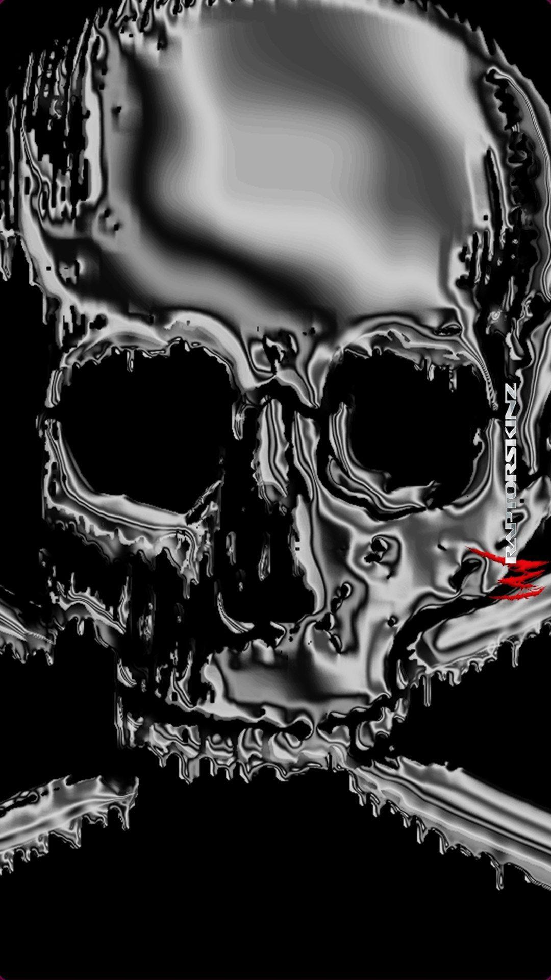 free skull wallpapers for android wallpaper cave
