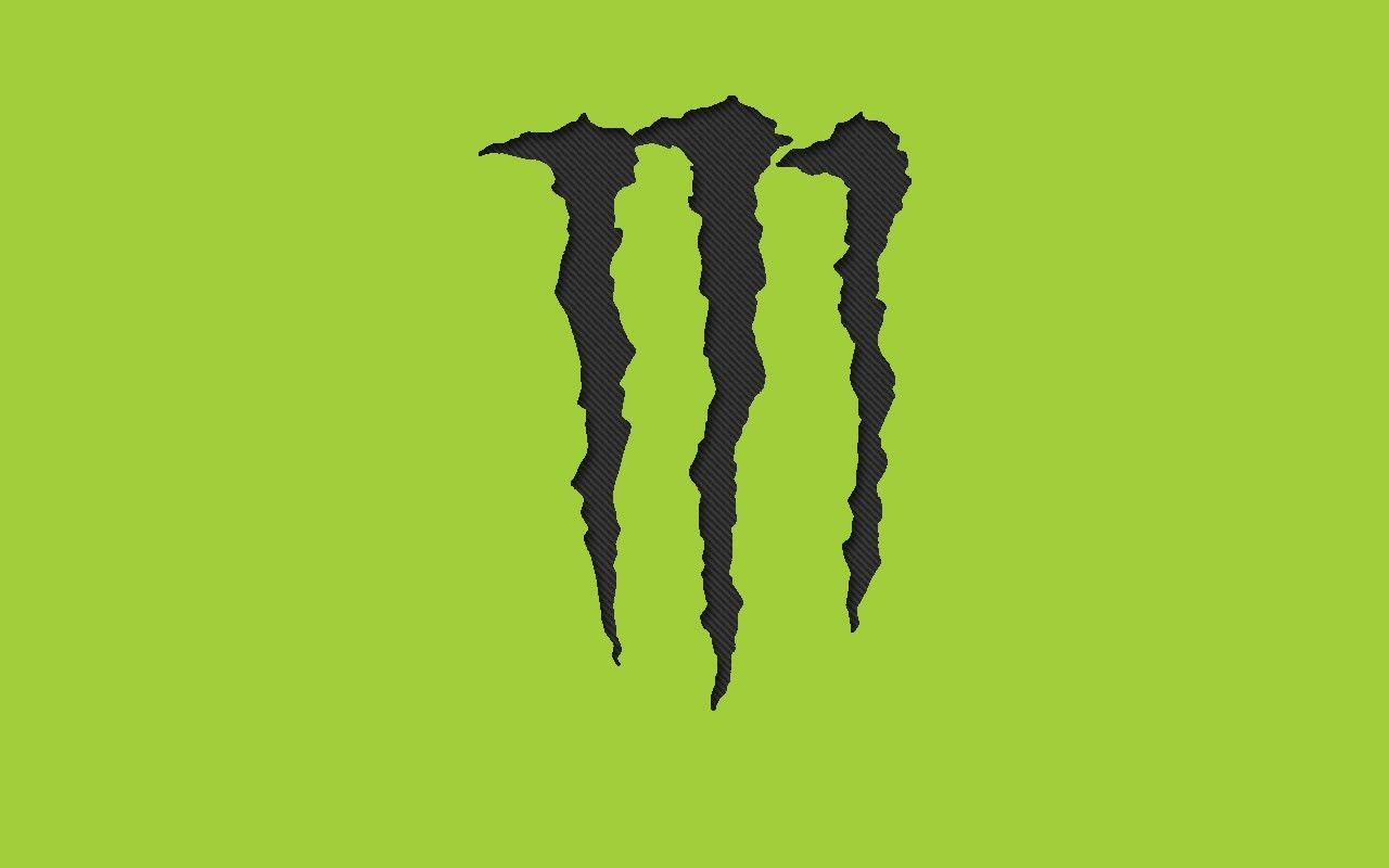 Monster Logo Wallpapers - Wallpaper Cave