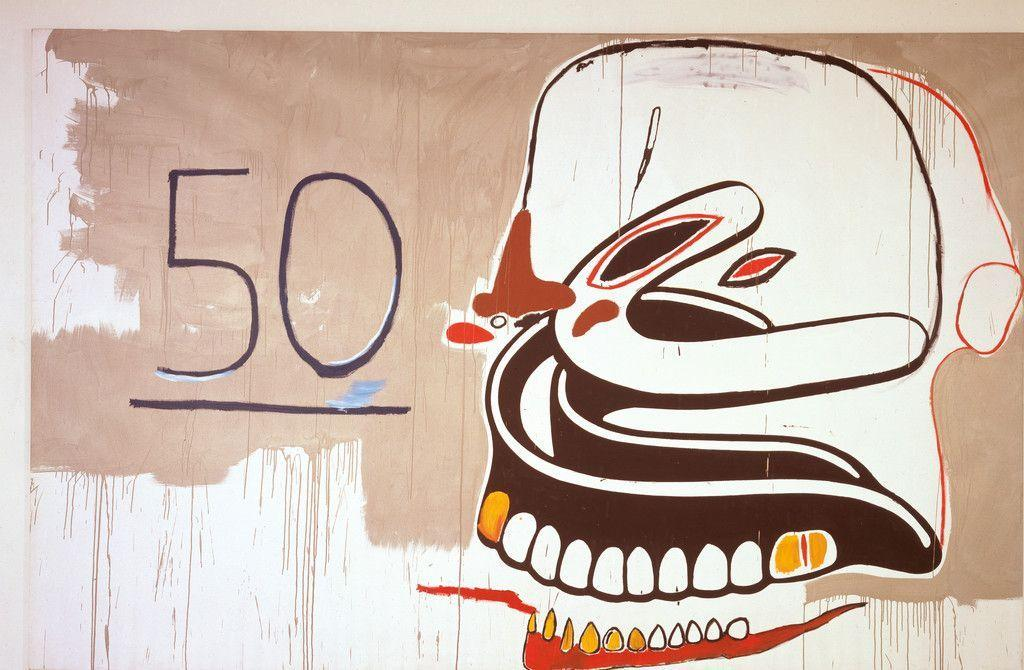 Warhol and Basquiat - BASQUIAT BIOGRAPHY