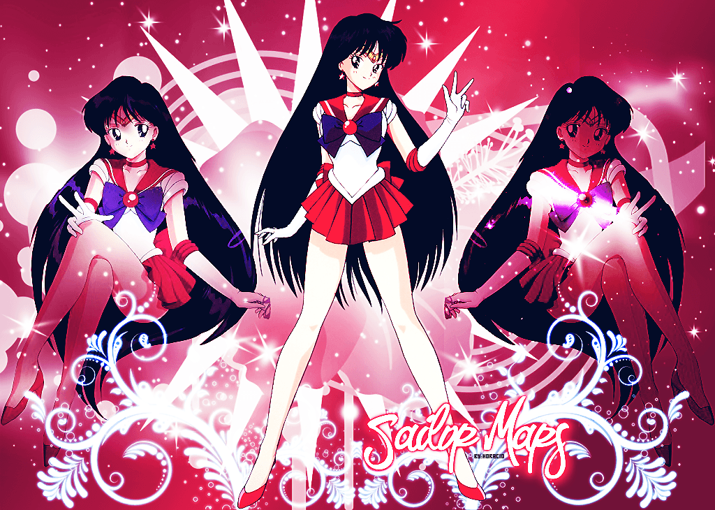 Sailor Mars Wallpapers Wallpaper Cave