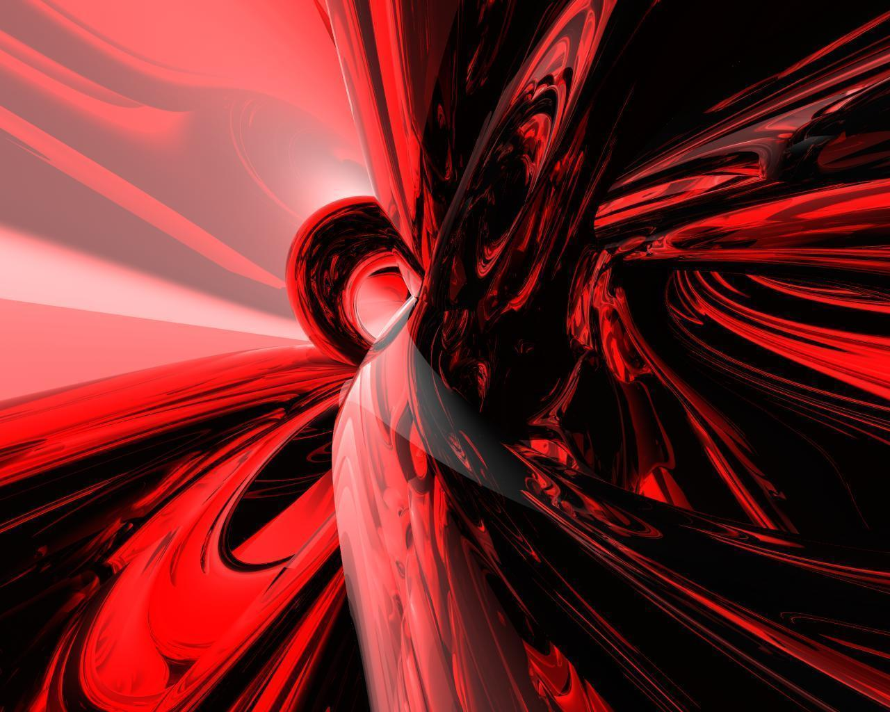Black And Red Abstract Wallpapers - Wallpaper Cave