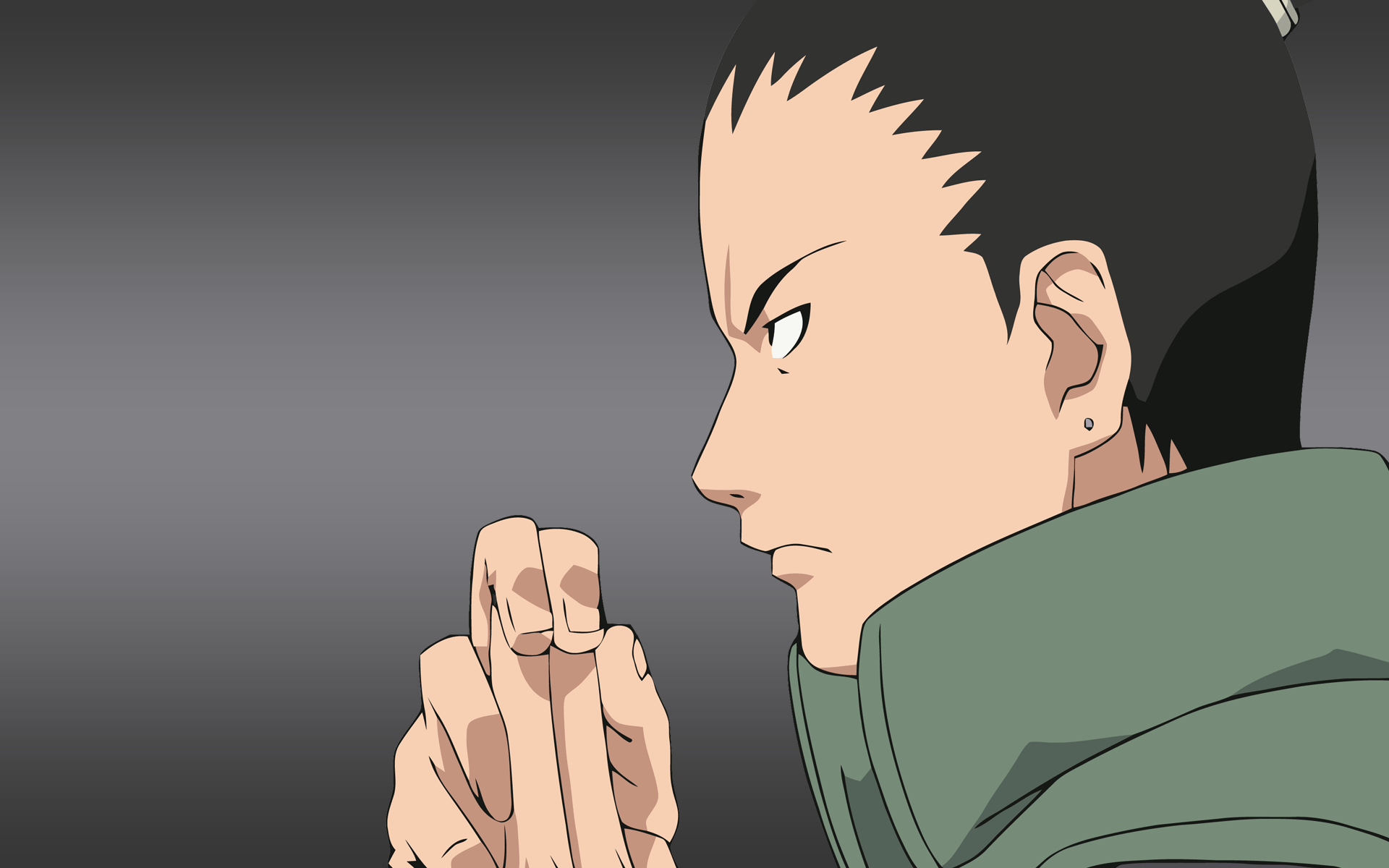 Shikamaru Shippuden Wallpapers - Wallpaper Cave