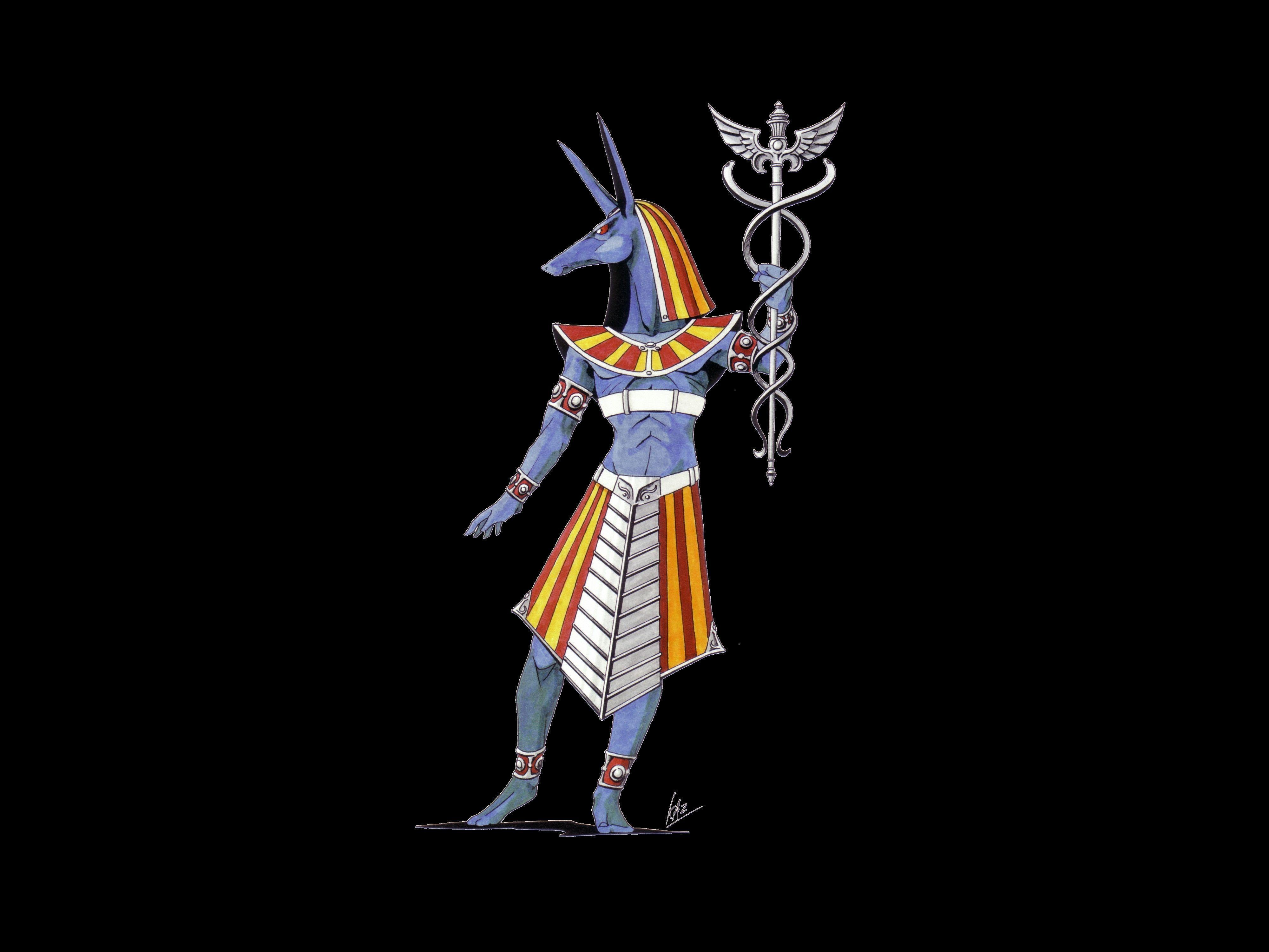 anubis wallpaper for pc - photo #1