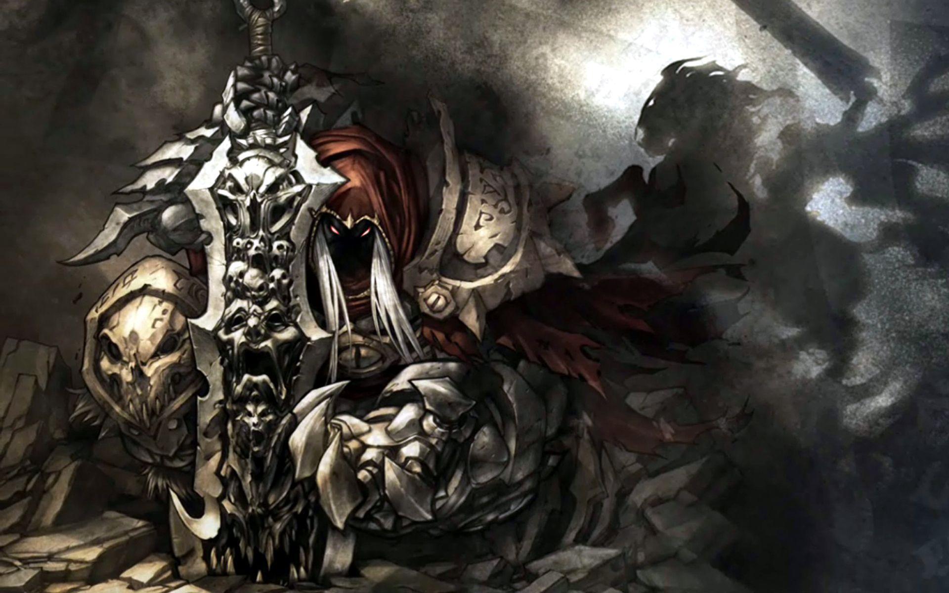 Darksiders Wallpapers - Wallpaper Cave