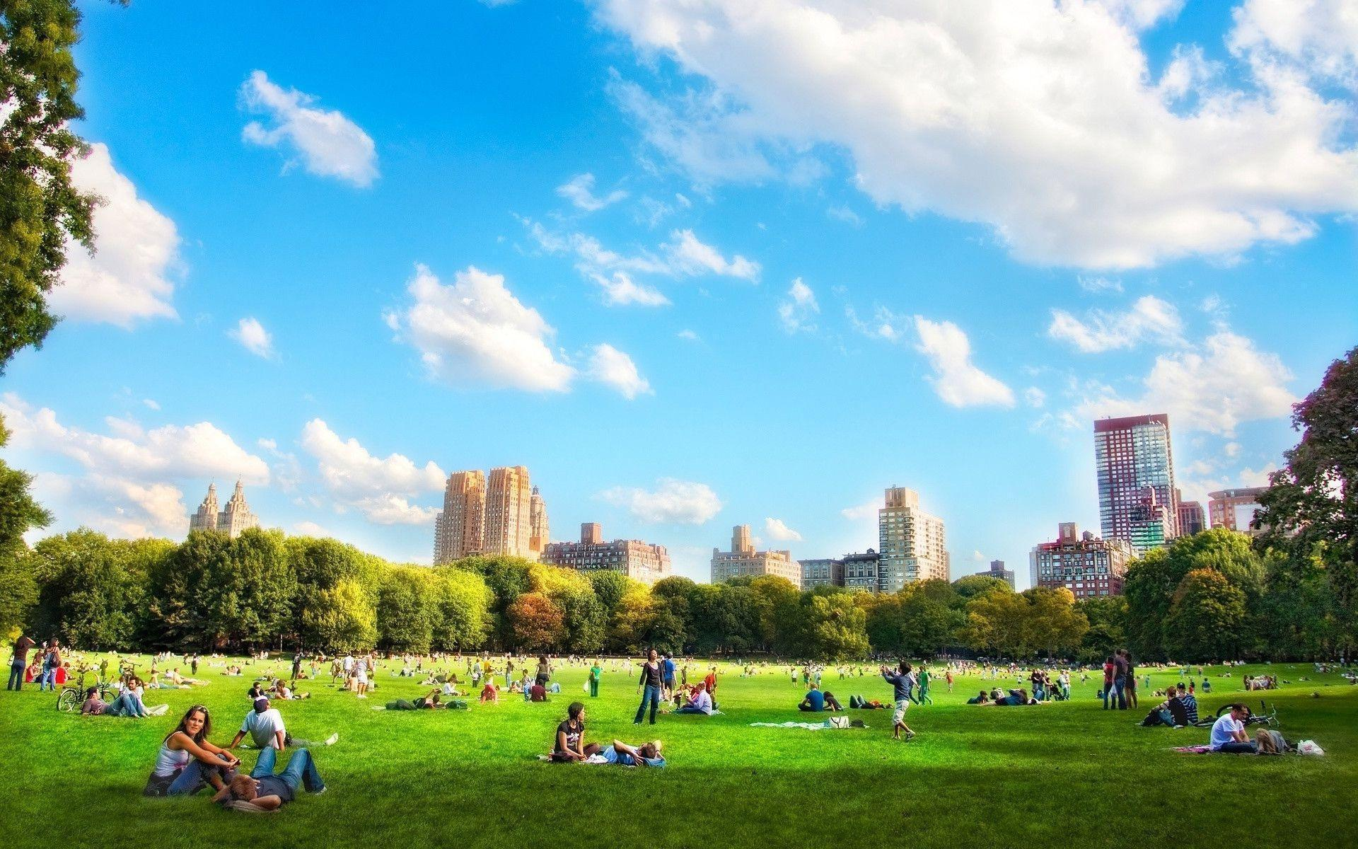 Central Park New York City Wallpapers and Photo Download by