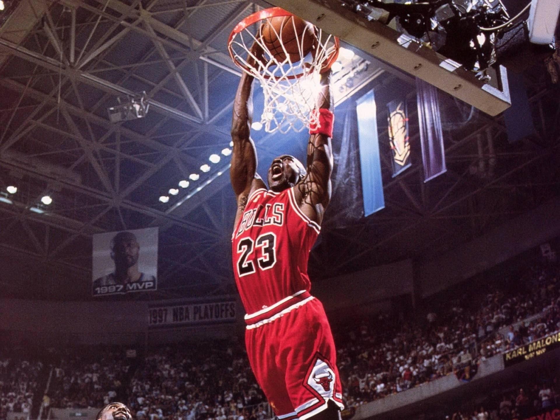 Michael jordan chicago bulls wallpapers wallpaper cave - Jordan screensaver ...