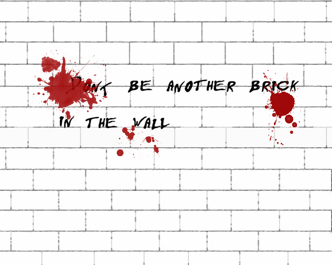 another brick in the wall full