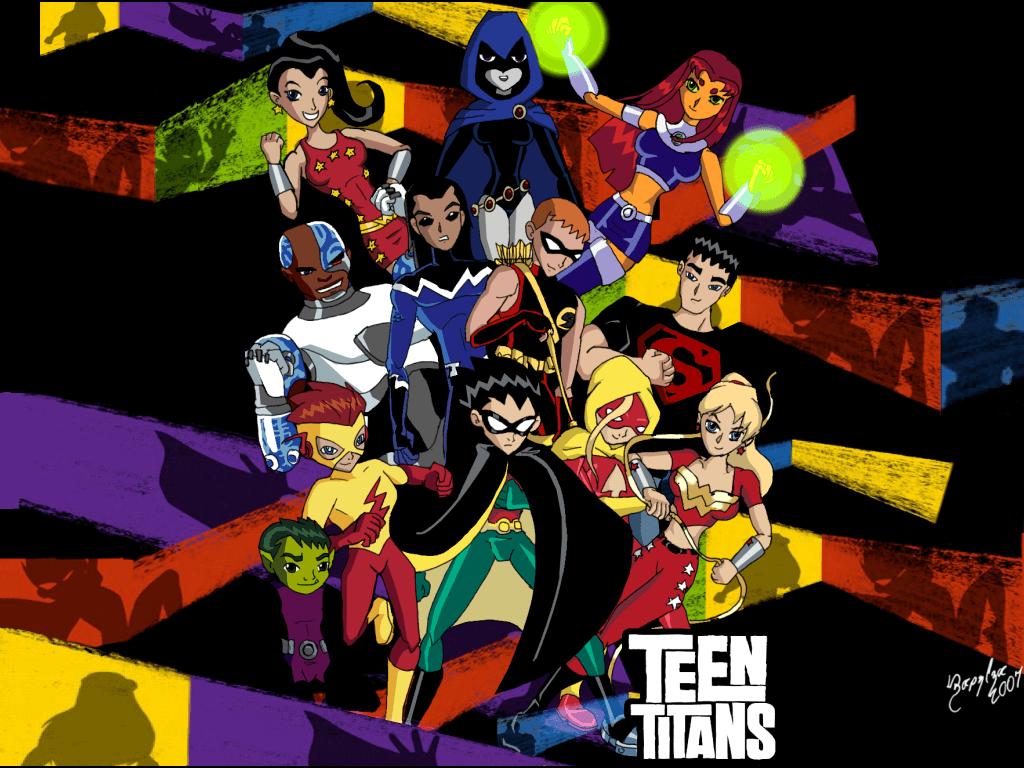 Teen Titans Screensaver 12