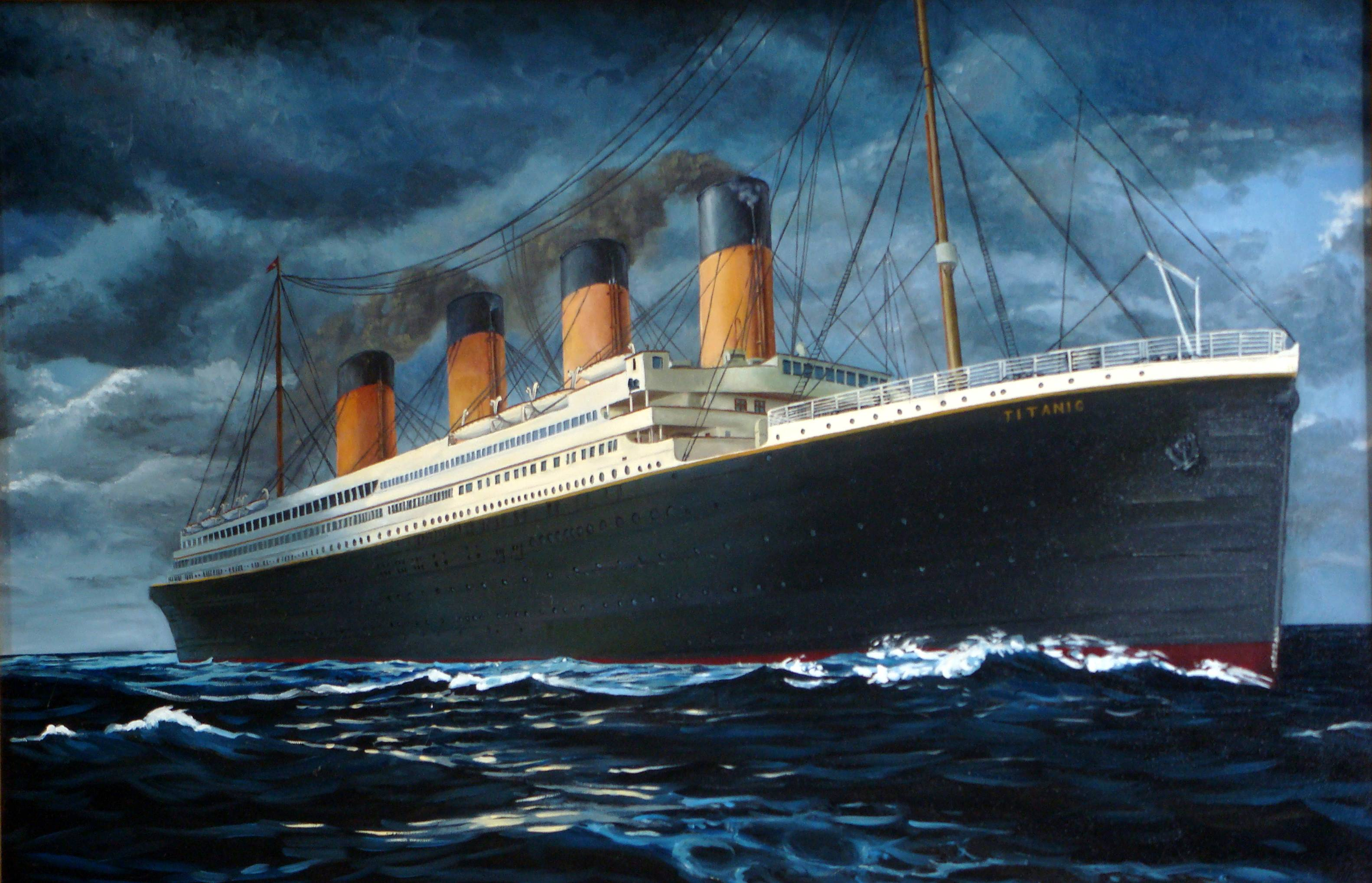 Titanic Movies Wallpaper Background