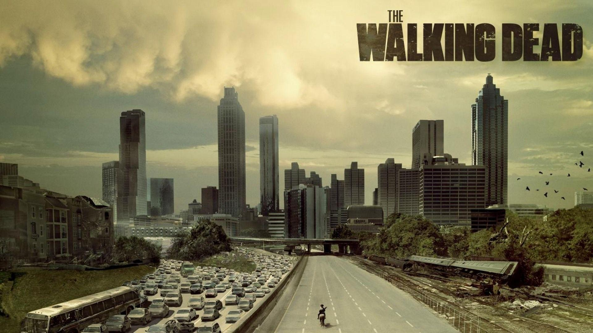 The Walking Dead City Hd Wallpaper | Wallpaper List