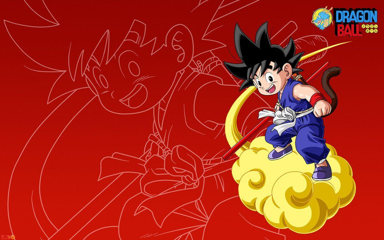 Kid Goku Wallpapers Wallpaper Cave