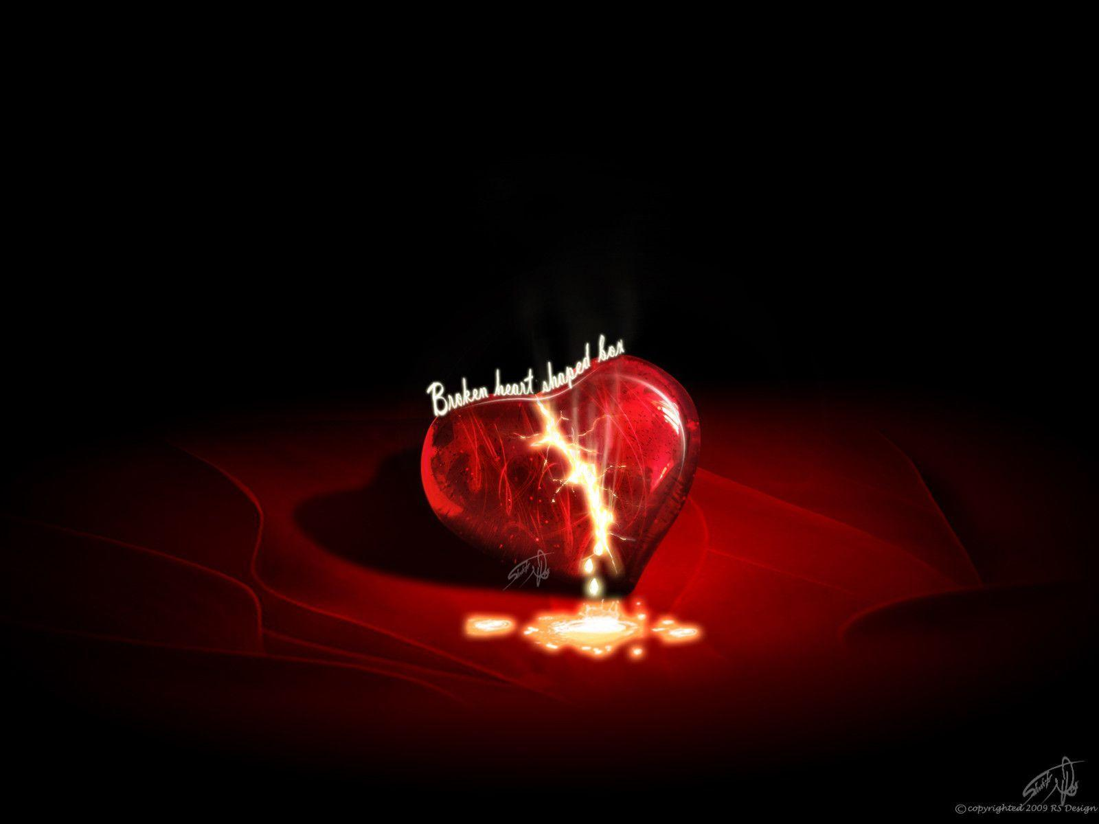 Broken Hearts Wallpapers - Wallpaper Cave