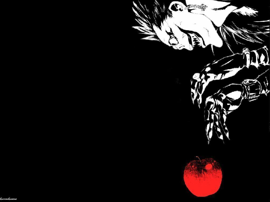 Death Note Computer Wallpapers, Desktop Backgrounds 1024x768 Id: 4919