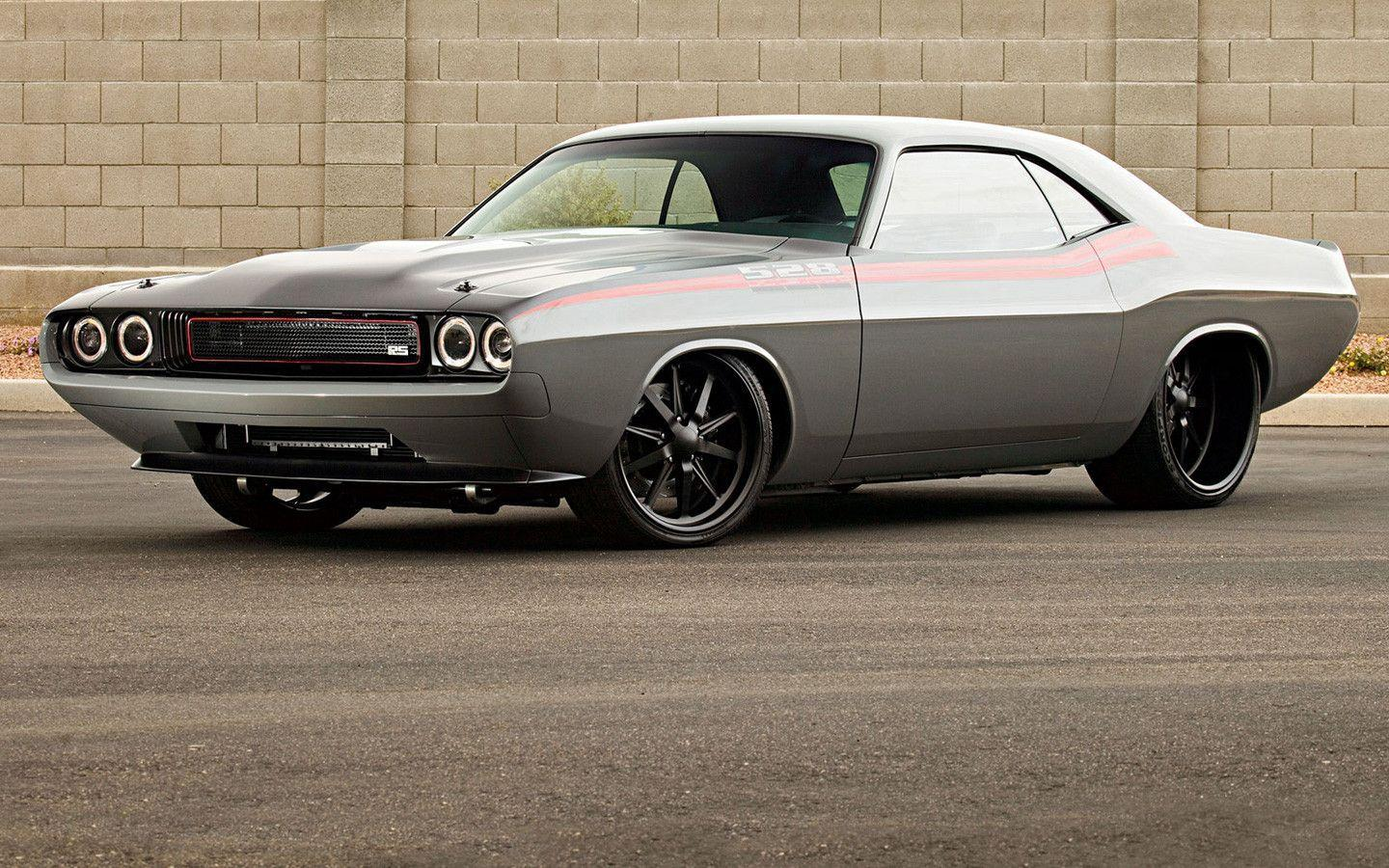 Old Muscle Cars HD Wallpapers
