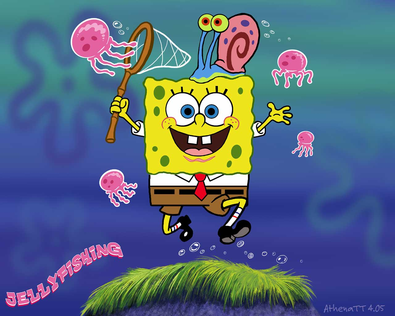 Spongebob Hd Desktop Wallpapers High Definition Wallpapers High