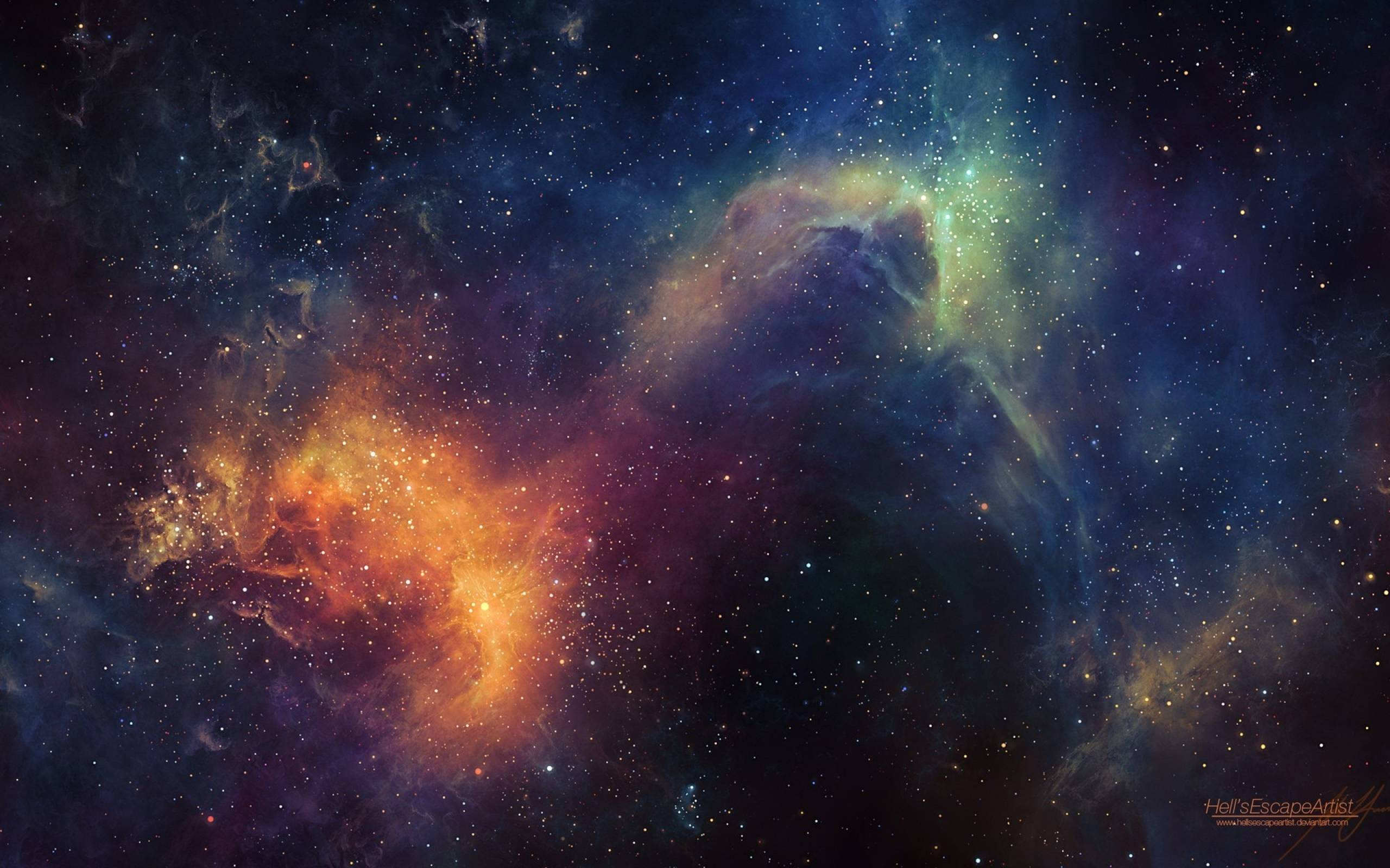 Live Space Wallpaper For Computer: Backgrounds Space
